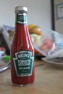Jalapeno Ketchup!